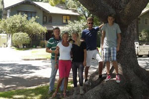 Milone Family from Venice 8.8.13